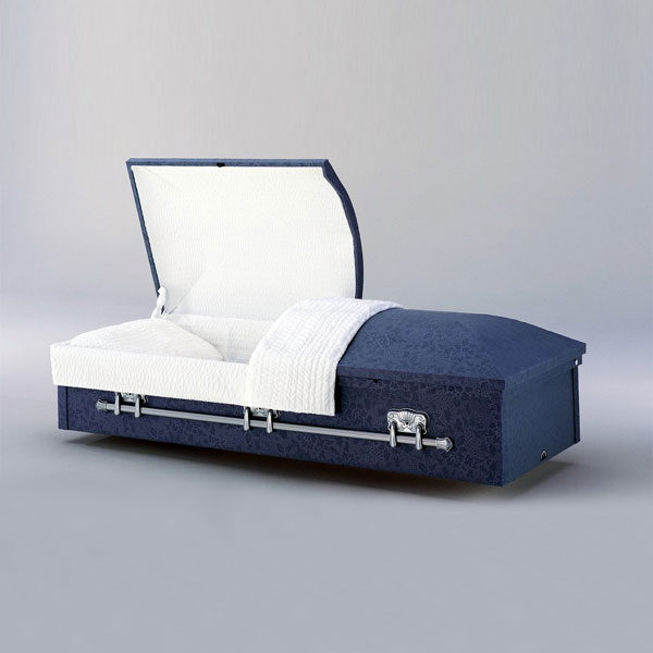 Cloth-Covered-Casket